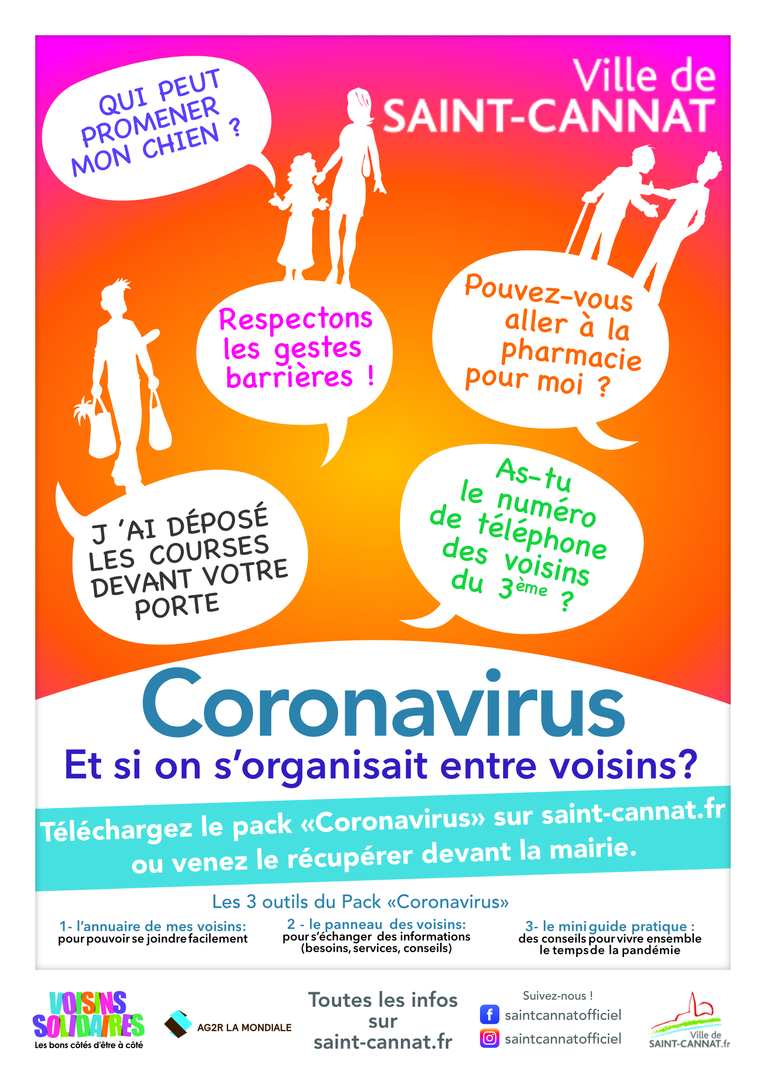 covid19 voisins solidaires web